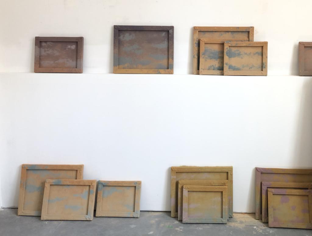 Lisha Bai studio, 2019